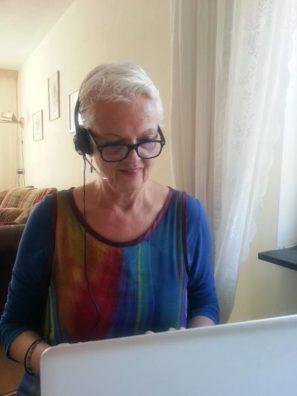 Marie-José Vos, autorka knihy